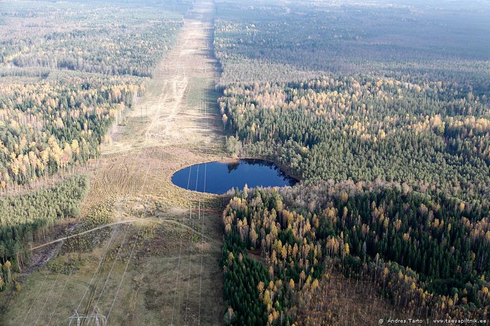 Liinid ja järv