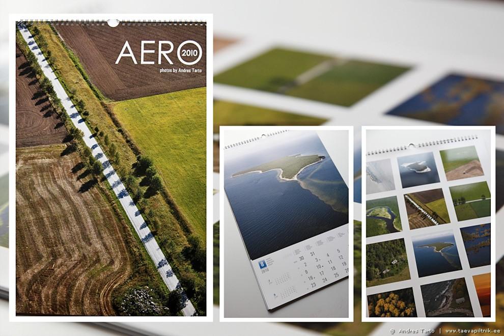 Aerofotokalender Aero2010