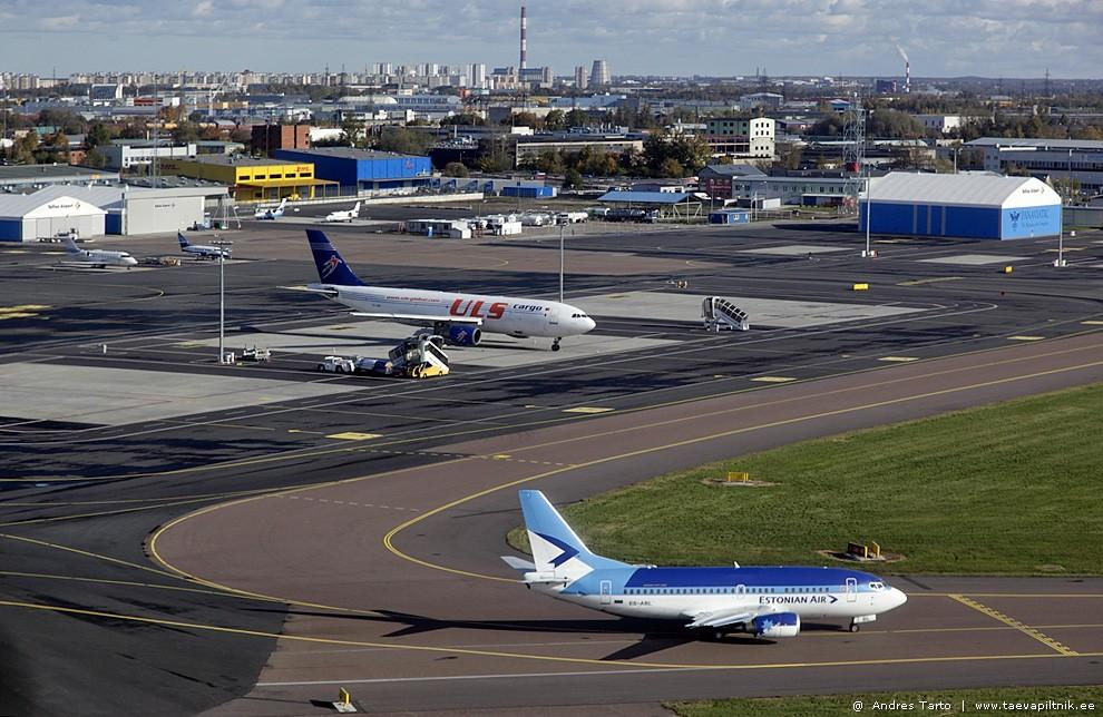 Estonian Airi Boeing ootamas luba startida
