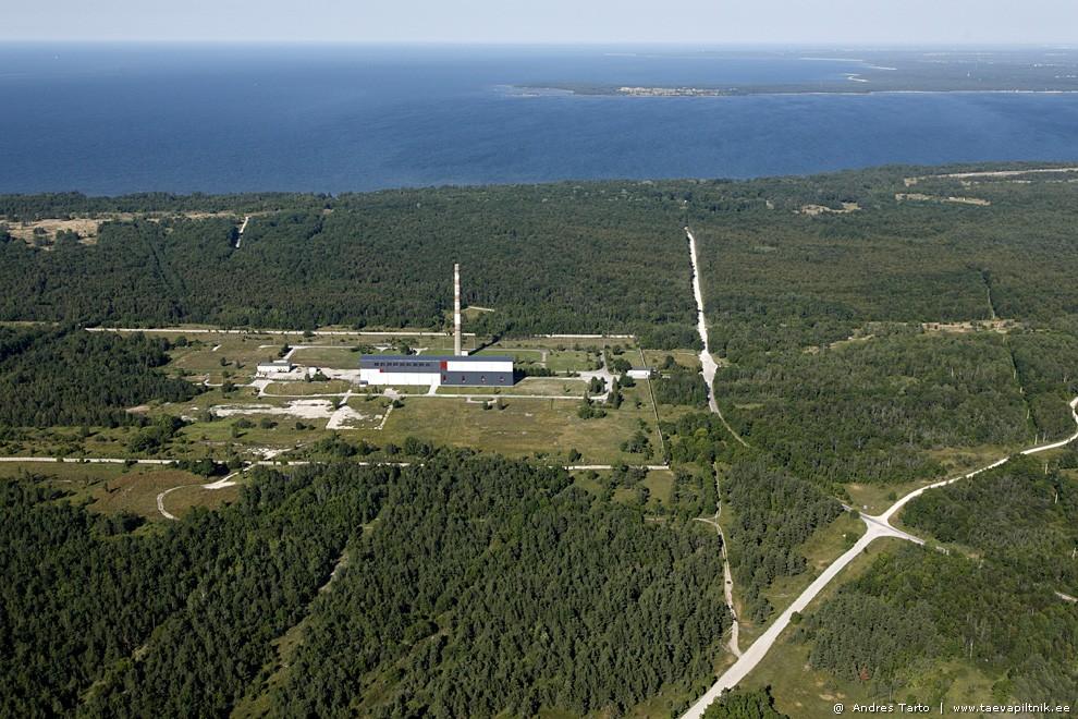 Endine Paldiski tuumaobjekt, tuumaallveelaevnike õppekeskus