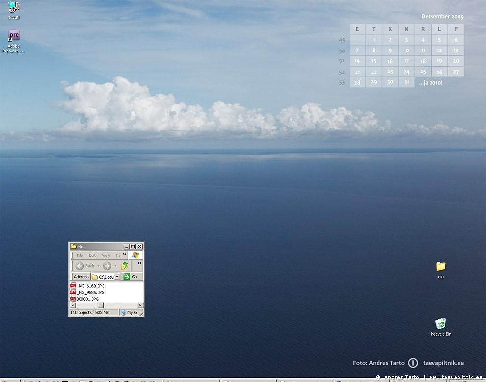 Lae alla tasuta kalender-desktop!