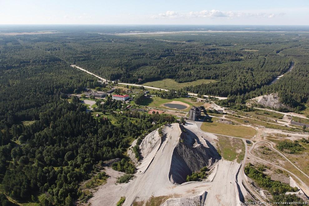 Taamal Kohtla kaevandusmuuseum