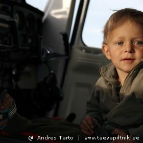 Üks vahva ja uudishimulik Viljandi poiss