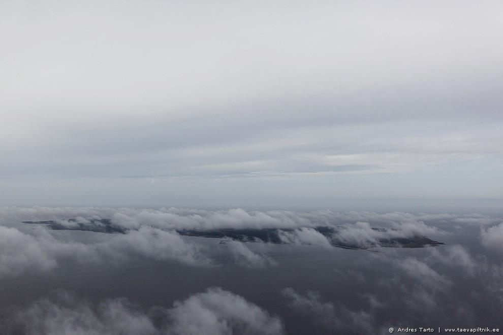 Pilvedest varjatud Kihnu