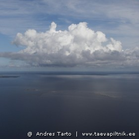 Mõni pilv on suurem kui teine