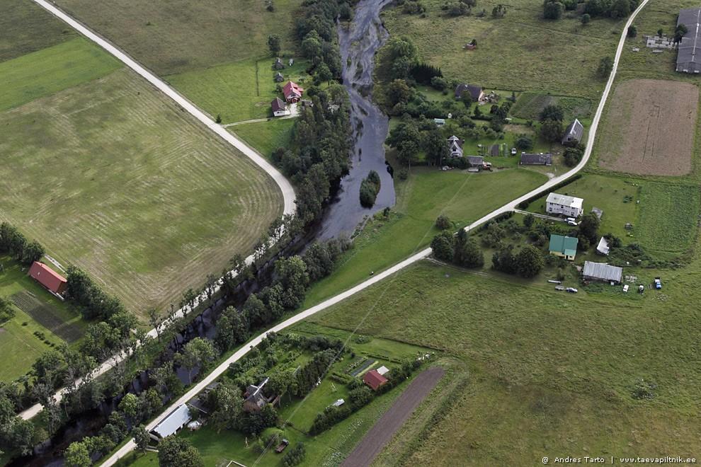 Vaade Russalu külale