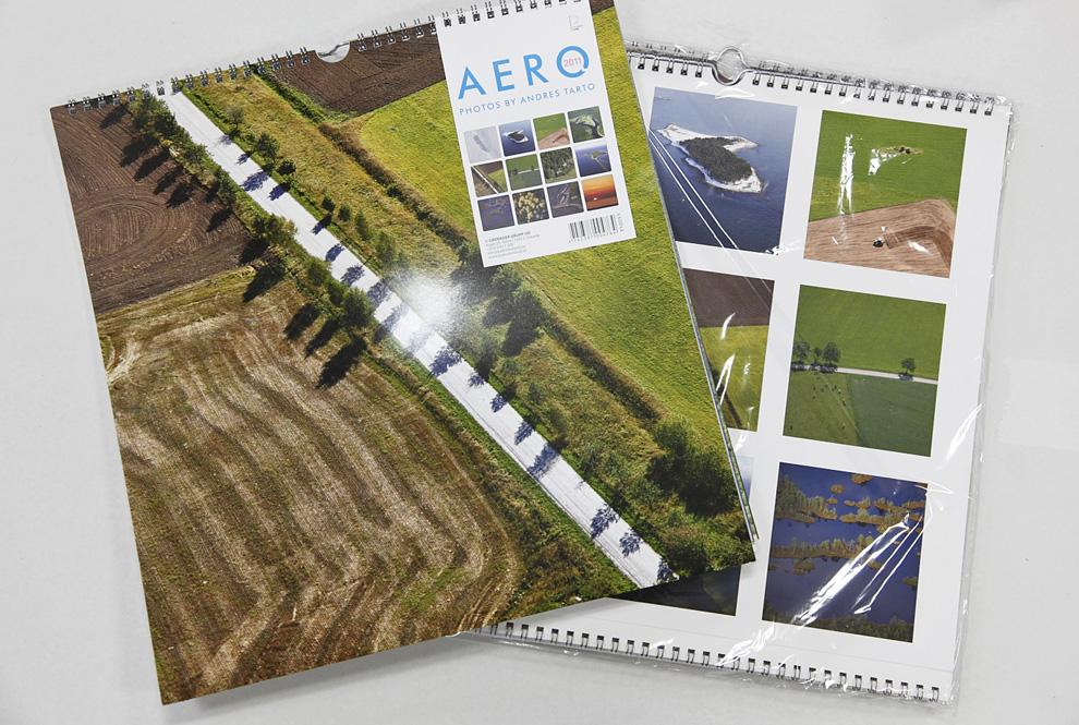 Aero 2011 kalender
