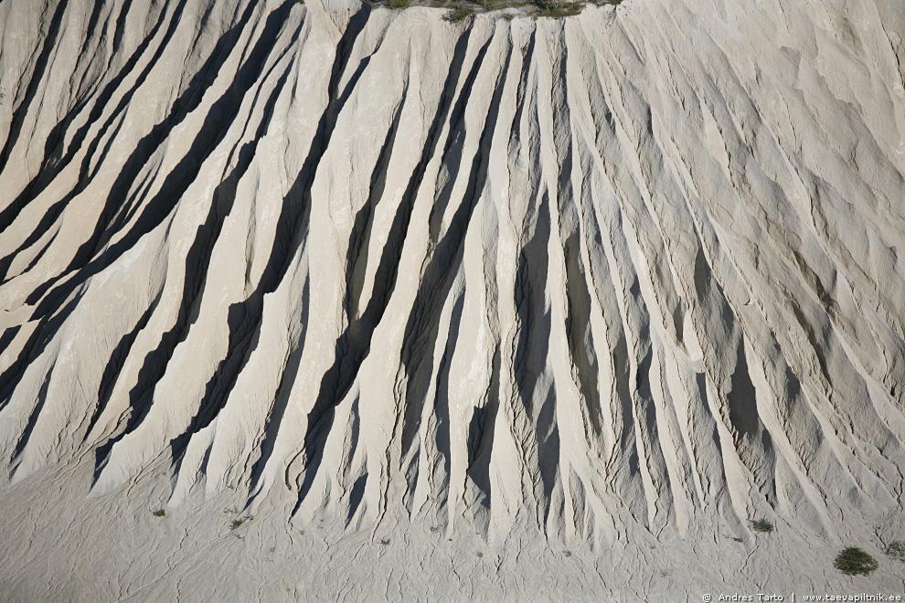 Rummu tuhamäest ja erosioonikunstist