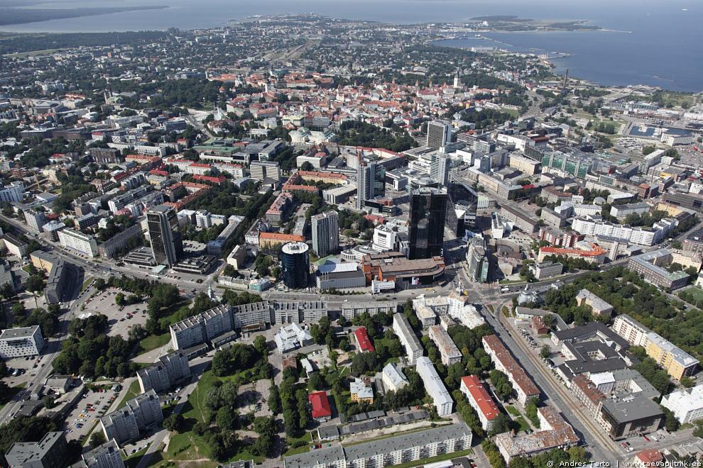 Sekka suvist Tallinnat