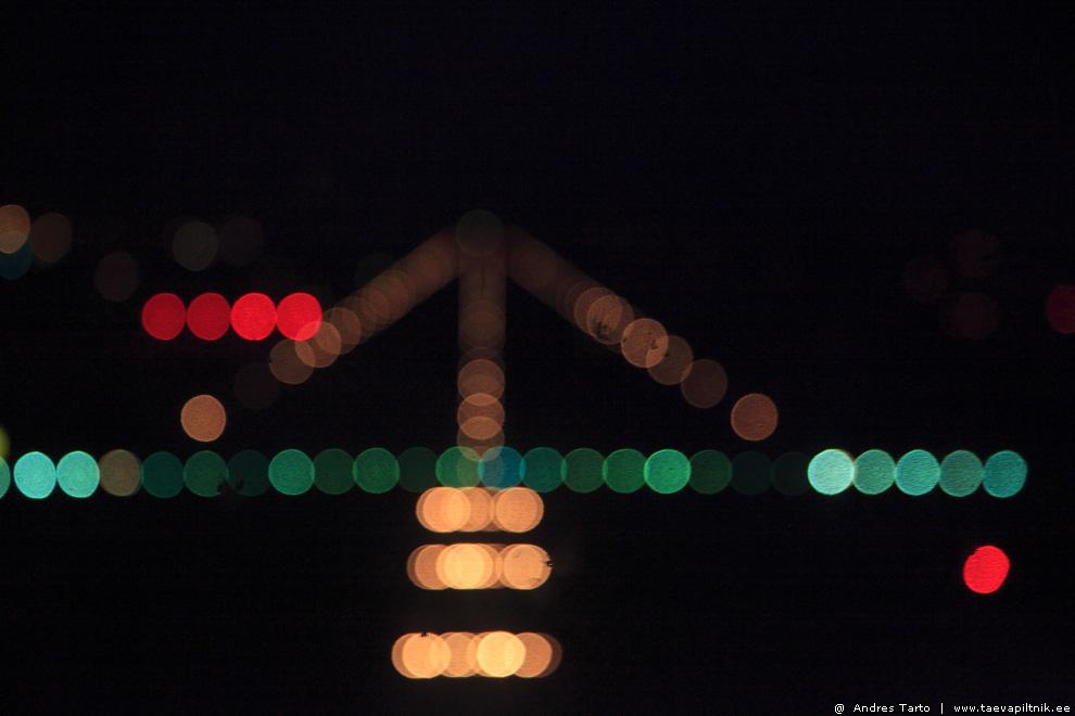 Hilisõhtune maandmine | Late-night landing
